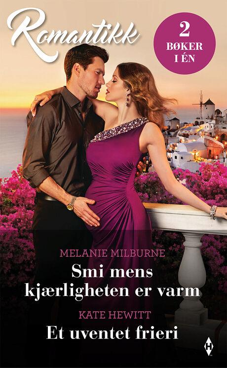 Harpercollins Nordic Smi mens kjærligheten er varm/Et uventet frieri