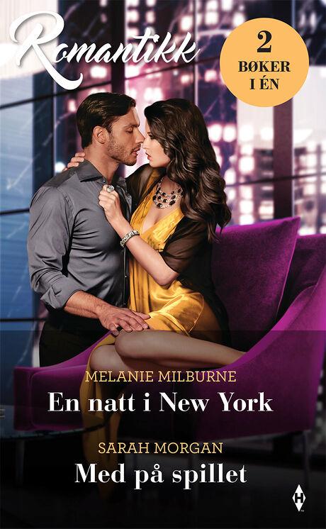 Harpercollins Nordic En natt i New York/Med på spillet