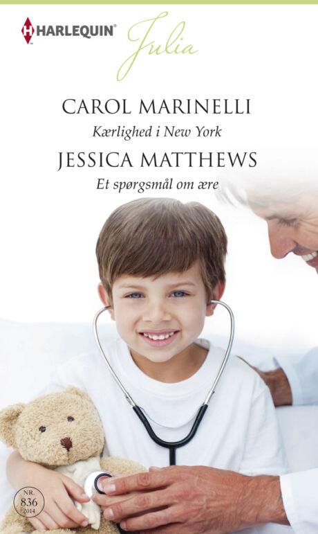 Harpercollins Nordic Kærlighed i New York/Et spørgsmål om ære