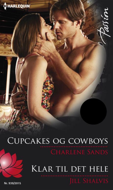Harpercollins Nordic Cupcakes og cowboys/Klar til det hele