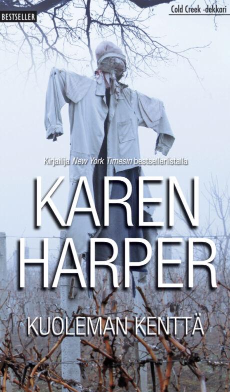 Harpercollins Nordic Kuoleman kenttä