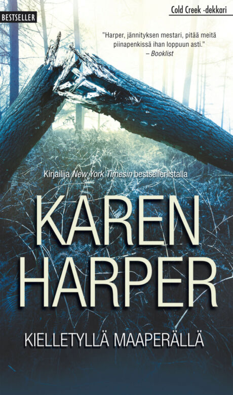 Harpercollins Nordic Kielletyllä maaperällä - ebook