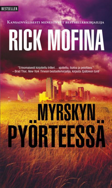 Harpercollins Nordic Myrskyn pyörteessä - ebook