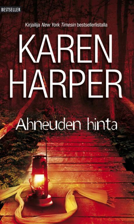 Harpercollins Nordic Ahneuden hinta