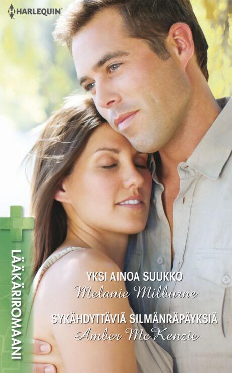 Harpercollins Nordic Yksi ainoa suukko/Sykähdyttäviä silmänräpäyksiä - ebook