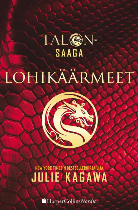 Harpercollins Nordic Lohikäärmeet