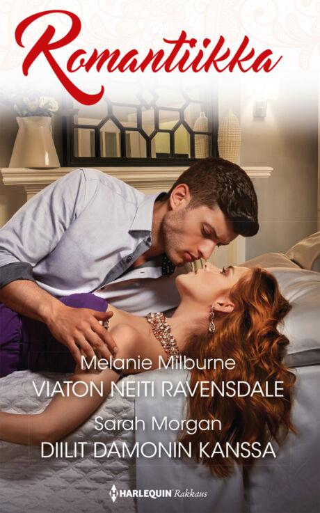 Harpercollins Nordic Viaton neiti Ravensdale/Diilit Damonin kanssa