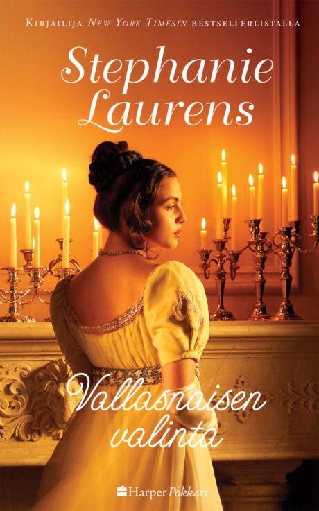 Harpercollins Nordic Vallasnaisen valinta