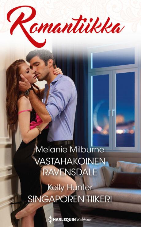 Harpercollins Nordic Vastahakoinen Ravensdale/Singaporen tiikeri