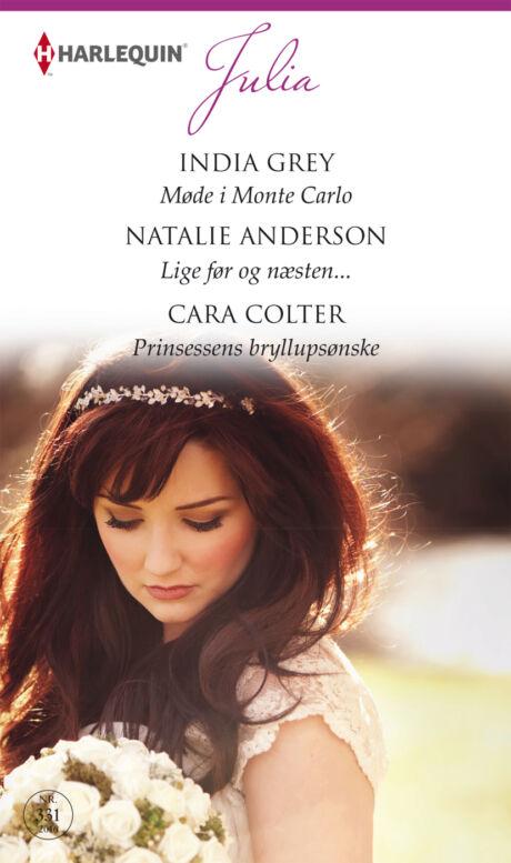 Harpercollins Nordic Møde i Monte Carlo/Lige før og næsten... /Prinsessens bryllupsønske