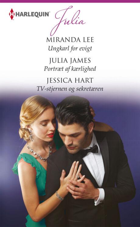 Harpercollins Nordic Ungkarl for evigt/Portræt af kærlighed/TV-stjernen og sekretæren