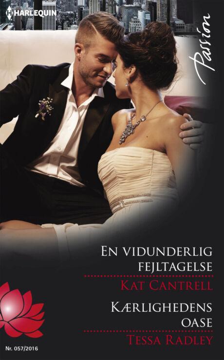 Harpercollins Nordic En vidunderlig fejltagelse/Kærlighedens oase