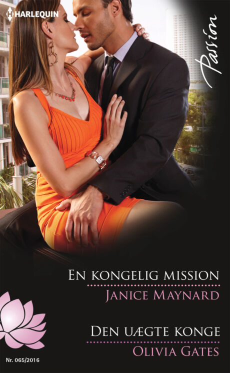 Harpercollins Nordic En kongelig mission/Den uægte konge
