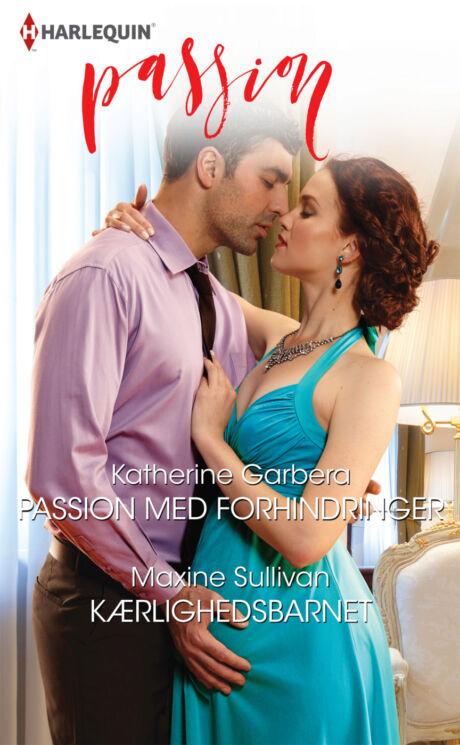 Harpercollins Nordic Passion med forhindringer/Kærlighedsbarnet