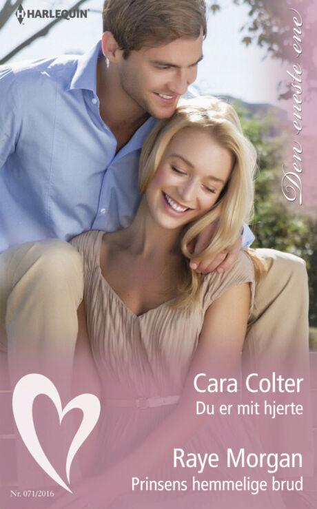 Harpercollins Nordic Du er mit hjerte/Prinsens hemmelige brud