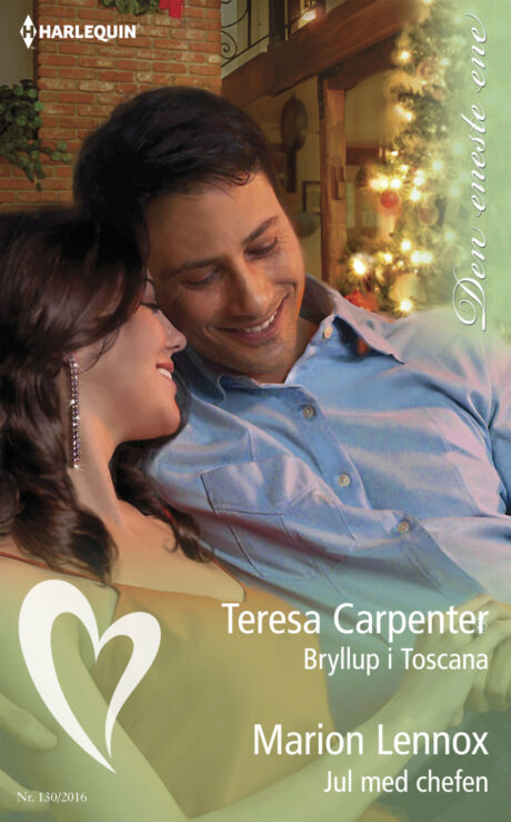 Harpercollins Nordic Bryllup i Toscana/Jul med chefen