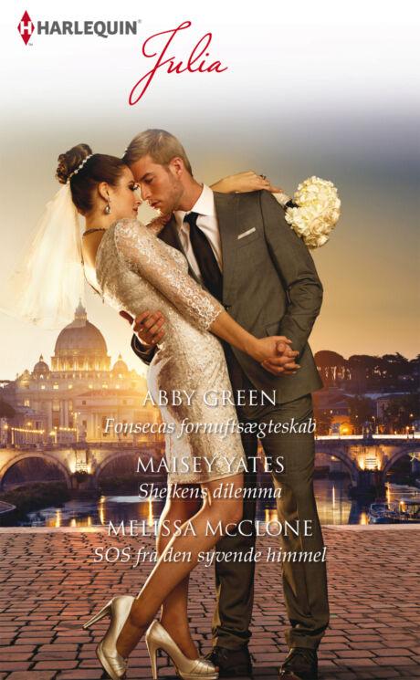 Harpercollins Nordic Fonsecas fornuftsægteskab /Sheikens dilemma/SOS fra den syvende himmel