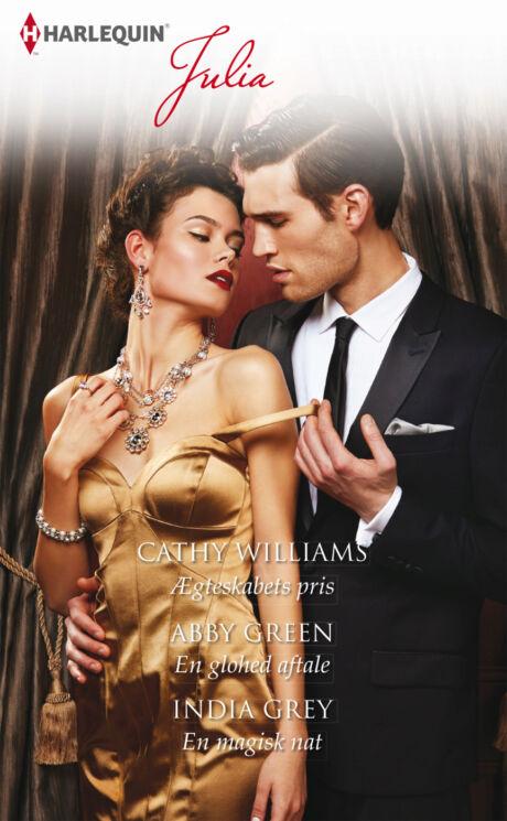 Harpercollins Nordic Ægteskabets pris/En glohed aftale/En magisk nat