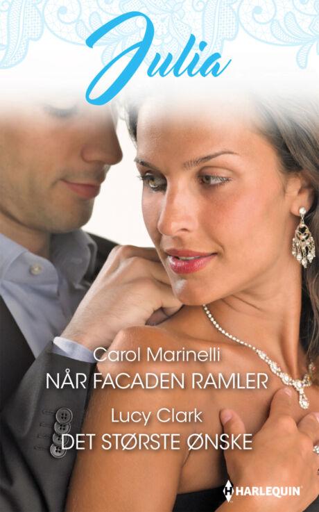 Harpercollins Nordic Når facaden ramler/Det største ønske - ebook