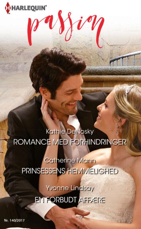 Harpercollins Nordic Romance med forhindringer/Prinsessens hemmelighed/En forbudt affære
