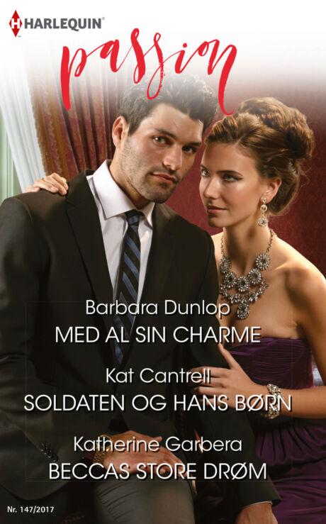 Harpercollins Nordic Med al sin charme/Soldaten og hans børn/Beccas store drøm
