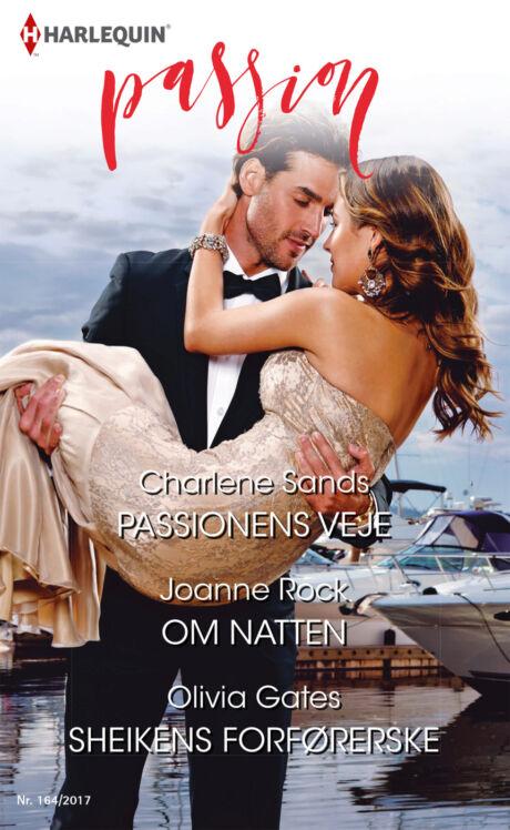 Harpercollins Nordic Passionens veje/Om natten/Sheikens forførerske