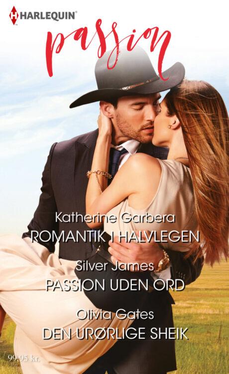 Harpercollins Nordic Romantik i halvlegen/Passion uden ord/Den urørlige sheik