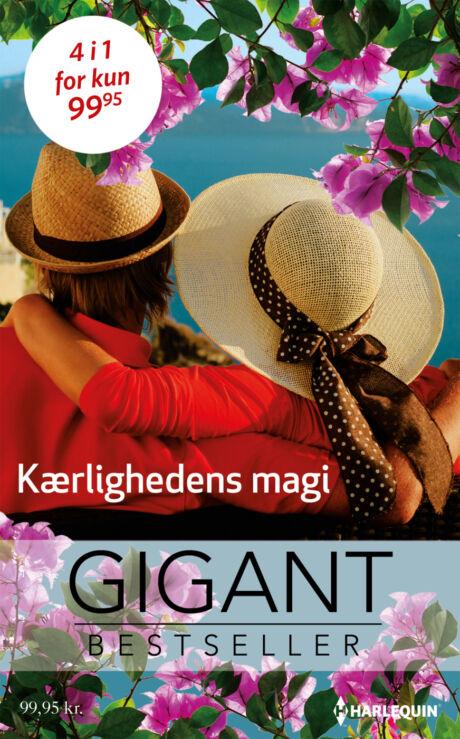 Harpercollins Nordic Kærlighedens magi