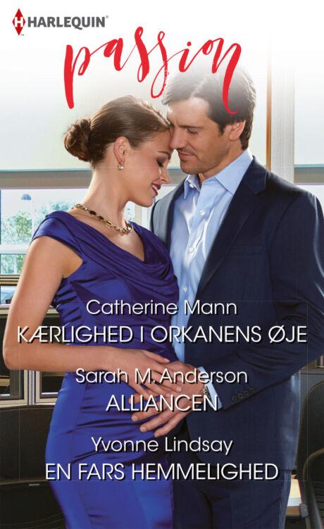 Harpercollins Nordic Kærlighed i orkanens øje/Alliancen/En fars hemmelighed