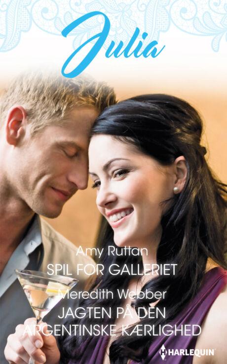 Harpercollins Nordic Spil for galleriet/Jagten på den argentinske kærlighed - ebook