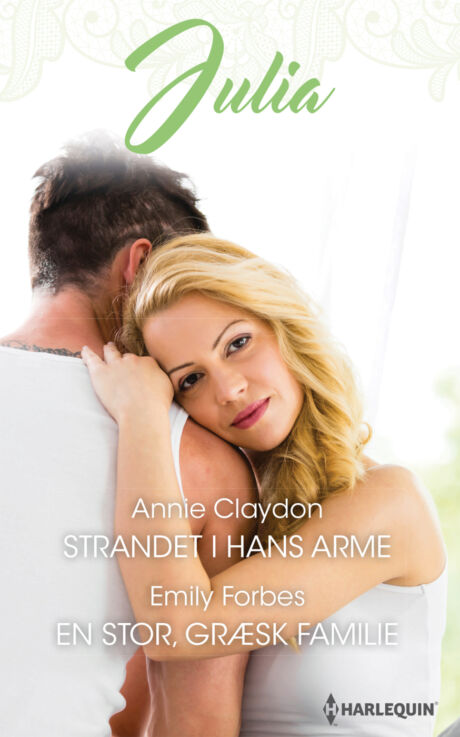 Harpercollins Nordic Strandet i hans arme/En stor, græsk familie