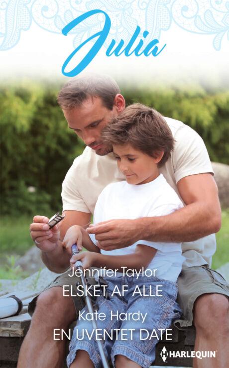 Harpercollins Nordic Elsket af alle/En uventet date