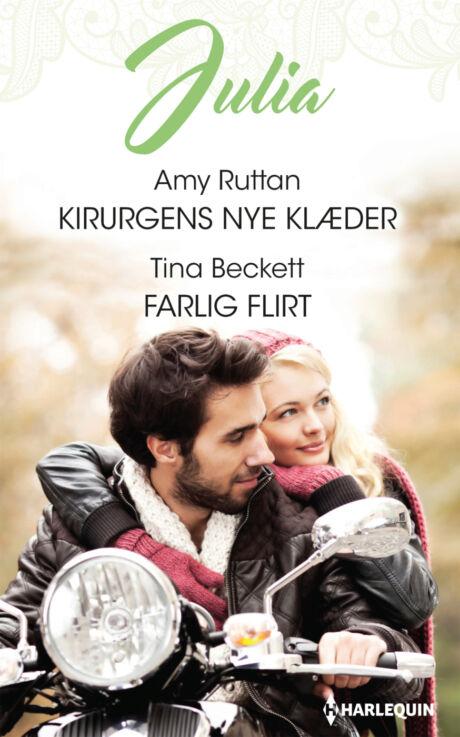 Harpercollins Nordic Kirurgens nye klæder/Farlig flirt