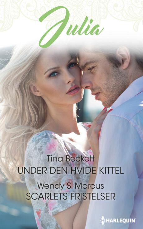 Harpercollins Nordic Under den hvide kittel/Scarlets fristelser