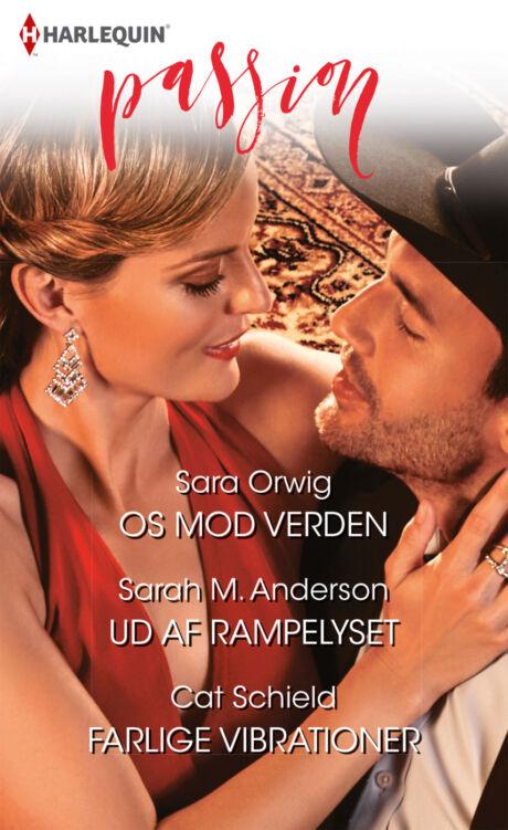 Harpercollins Nordic Os mod verden/Ud af rampelyset/Farlige vibrationer