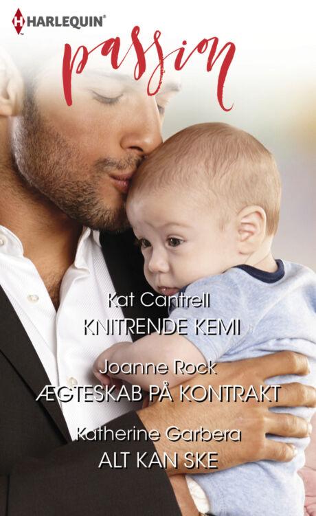 Harpercollins Nordic Knitrende kemi/Ægteskab på kontrakt/Alt kan ske