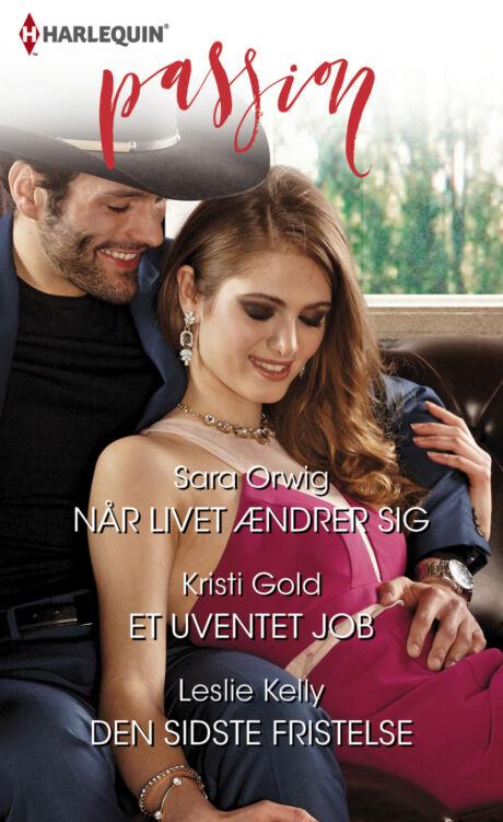 Harpercollins Nordic Når livet ændrer sig/Et uventet job/Den sidste fristelse