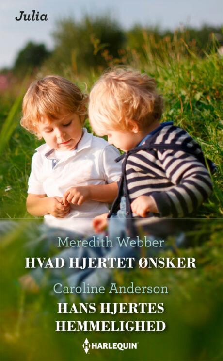 Harpercollins Nordic Hvad hjertet ønsker/Hans hjertes hemmelighed