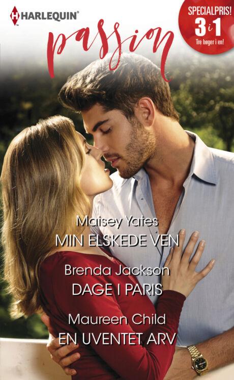 Harpercollins Nordic Min elskede ven/Dage i Paris/En uventet arv