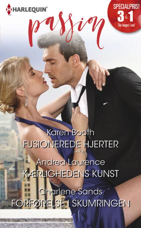 Harpercollins Nordic Fusionerede hjerter/Kærlighedens kunst/Forførelse i skumringen