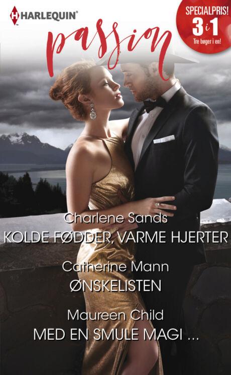 Harpercollins Nordic Kolde fødder, varme hjerter/Ønskelisten/Med en smule magi ...
