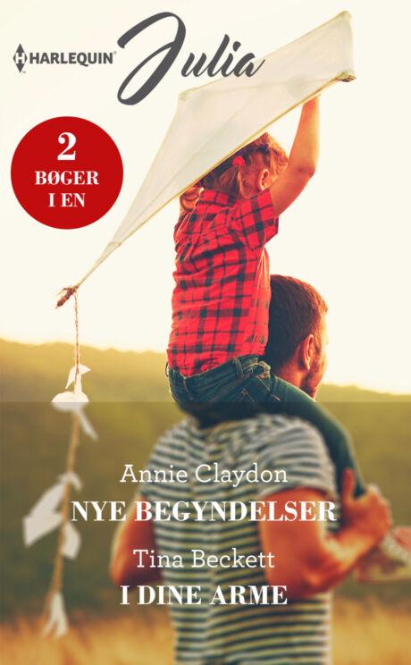 Harpercollins Nordic Nye begyndelser/I dine arme