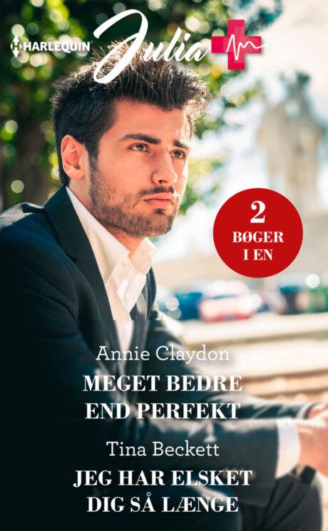 Harpercollins Nordic Meget bedre end perfekt/Jeg har elsket dig så længe