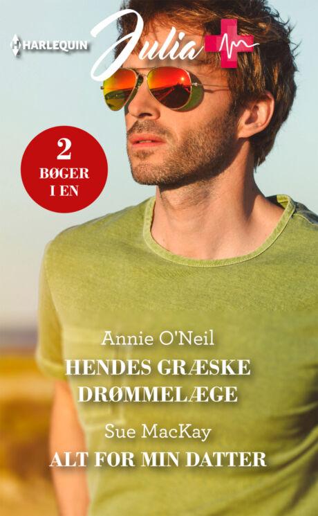 Harpercollins Nordic Hendes græske drømmelæge/Alt for min datter - ebook