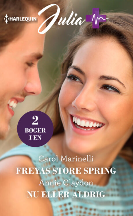 Harpercollins Nordic Freyas store spring/Nu eller aldrig