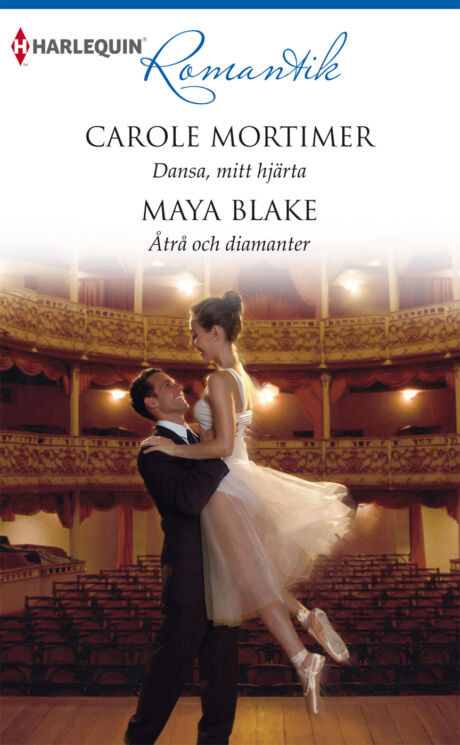 Harpercollins Nordic Dansa, mitt hjärta/Åtrå och diamanter
