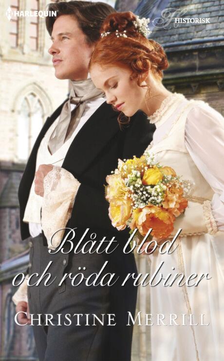 Harpercollins Nordic Blått blod och röda rubiner
