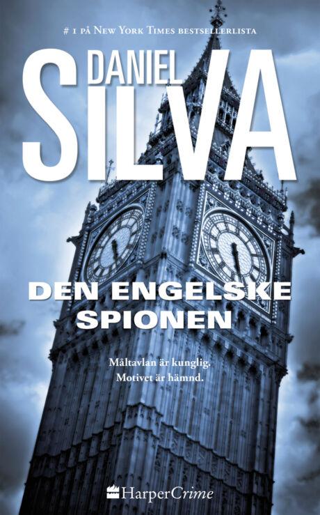 Harpercollins Nordic Den engelske spionen