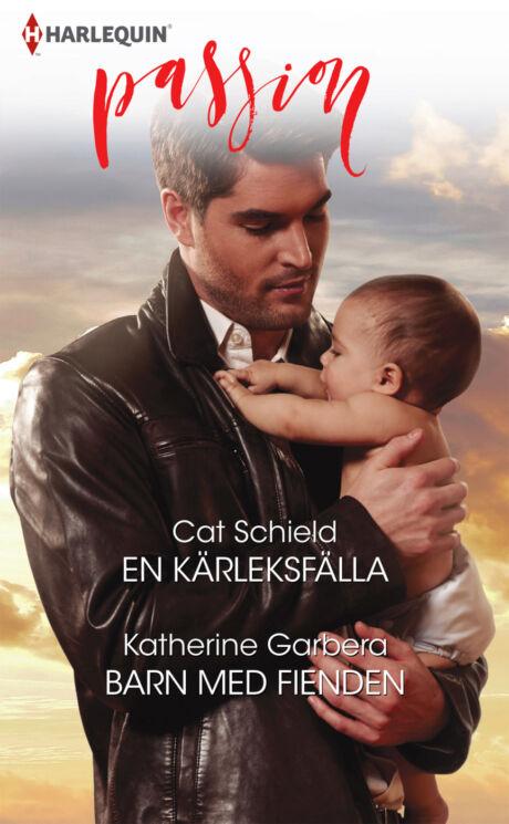 Harpercollins Nordic En kärleksfälla/Barn med fienden