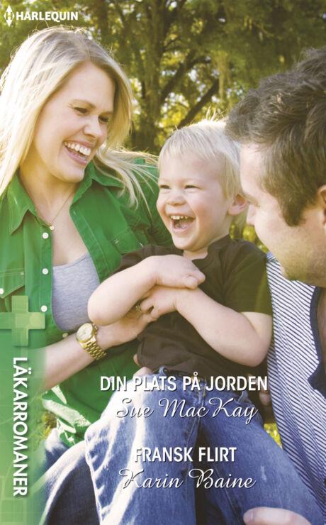 Harpercollins Nordic Din plats på jorden/Fransk flirt